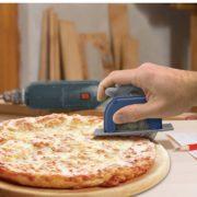 Cortador de Pizza en forma de Sierra
