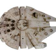 Tabla de cortar Star Wars - Halcón del Milenio