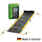 Cargador Solar Portátil para teléfono, cámara digital, etc.