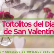 Tortolitos del Día de San Valentín