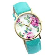 Reloj Turquesa para Damas: Vintage