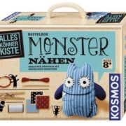 """Juego de Costura de Monstruos """"Monster nähen"""""""