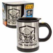 Taza Removible Star Wars - Que la Fuerza te acompañe.