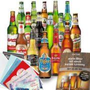 Set de Degustación de Cervezas