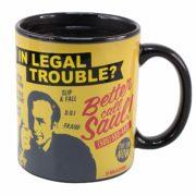Taza Termocromática - Better Call Saul