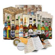 Set de Cervezas con 12 Cervezas Alemanas