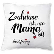 Almohada Personalizada para Las Madres