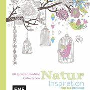 Libro para Colorear - Jardines