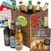 Caja de Cervezas Alemanas - Regalo para el Vecino
