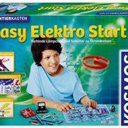 Set de experimentos Eléctricos Elektro Start