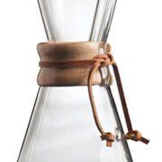 Cafetera de Cristal con Filtro