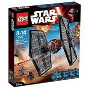 Lego TIE Fighter de las Fuerzas Especiales de Star Wars