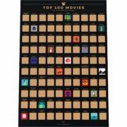 Póster de las 100 Películas que Debes Ver